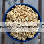 Heavenly Caramel Corn