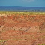 Photographing the Painted Desert and Petrified Forest in Arizona