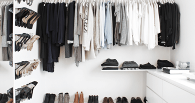 3 Reasons to Paint Your Closets White