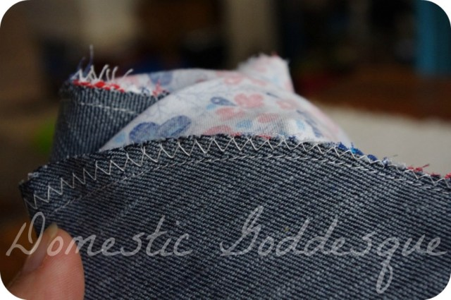 sew and edge