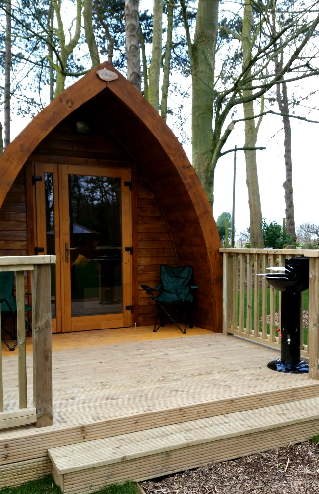 Port Lympne Camping Family Travel