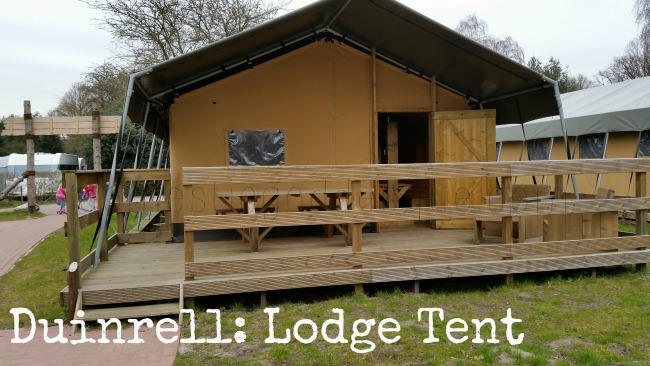 Dunirell Lodge Tent Holland Glamping