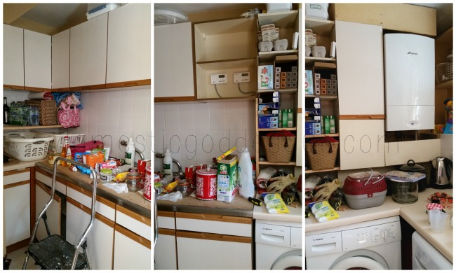 Utility Room Before Free Makeover