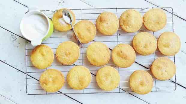 orange polenta cookies
