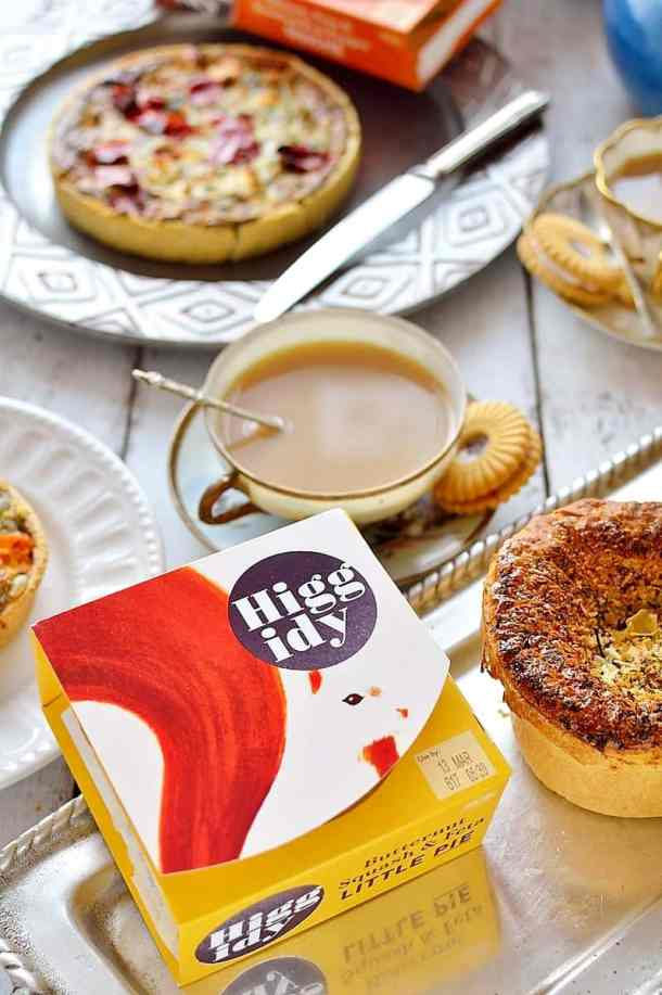 Higgidy pies review - perfectly imperfect