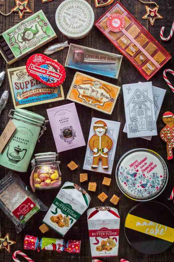 christmas treats and sweets