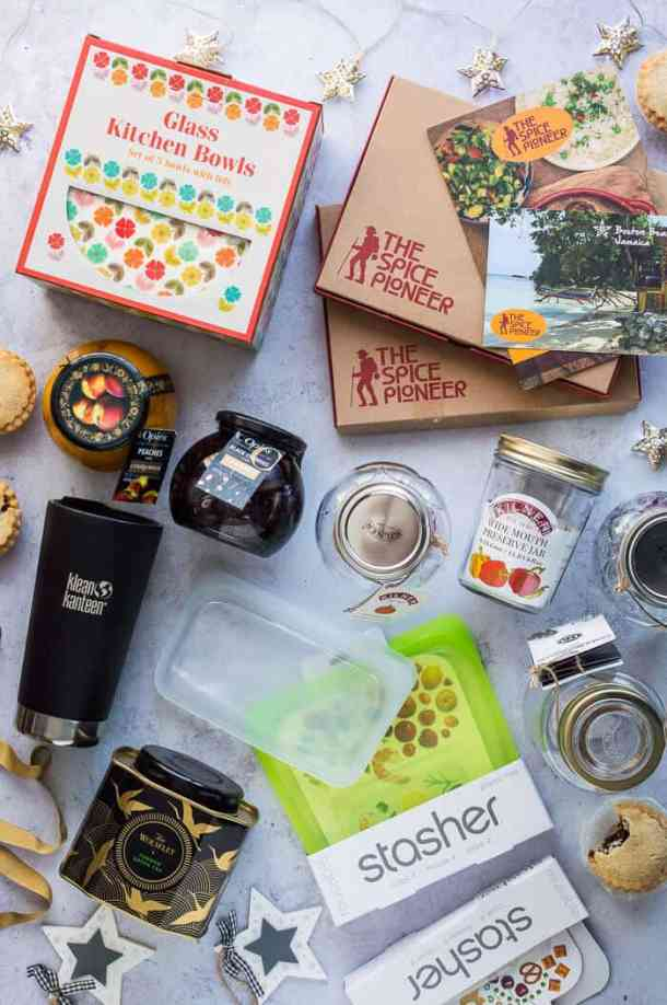 stocking fillers for foodies