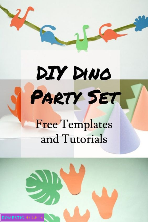 dinosaur birthday party ideas and printables