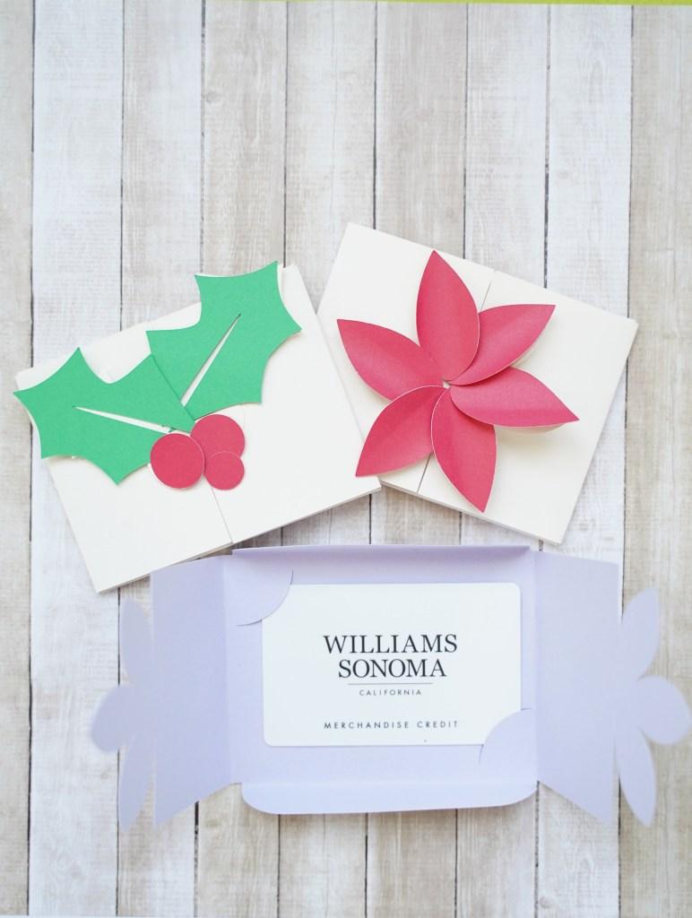 DIY holiday christmas gift craft