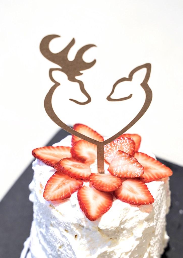 diy cake topper template