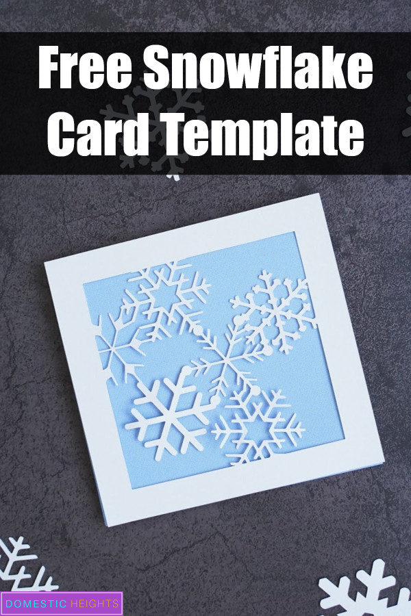 cricut christmas cards