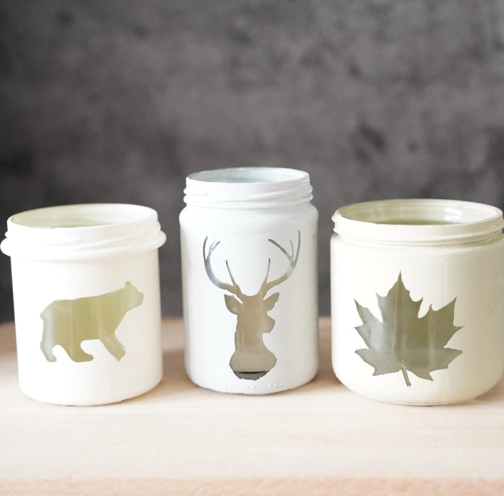 Mason Jar Painting Ideas Domestic Heights