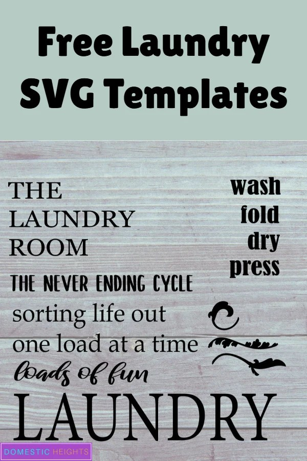 free vintage farmhouse laundry room svg files