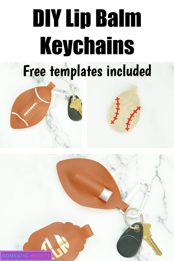 keychain gifts crafts with free svg