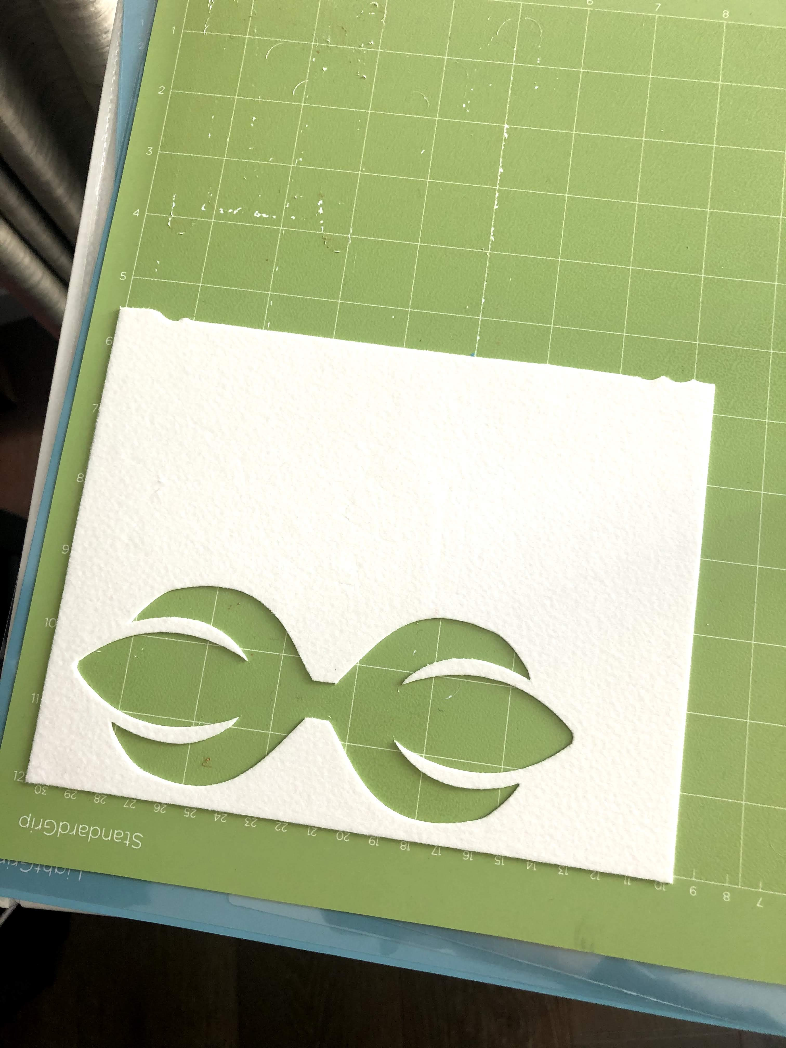 This is a picture of Free Printable Hair Bow Templates throughout step by step