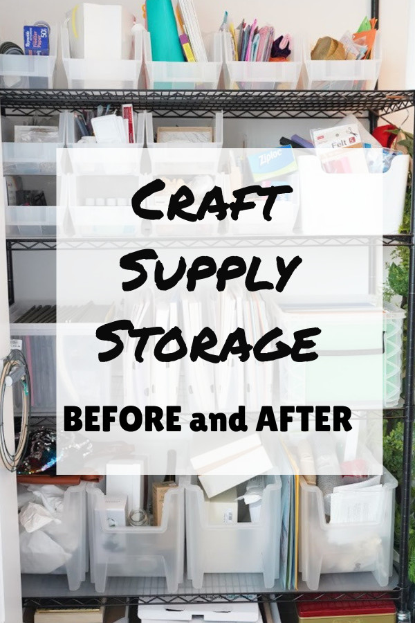 storage units for craft rooms