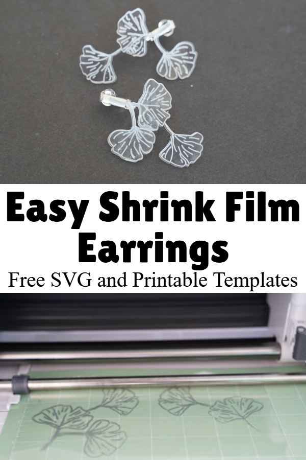 how to make plastic earrings