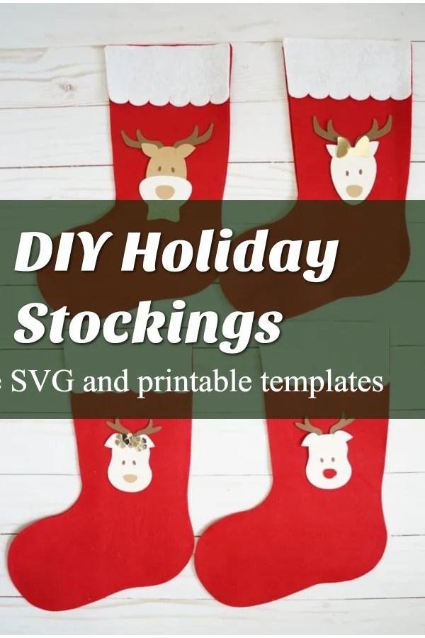 stocking outline svg