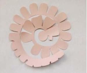 small paper flower templates