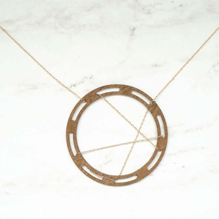 asym necklace