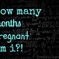 Making sense of the pregnancy countdown...