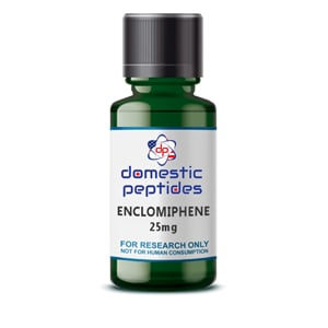Enclomiphene Citrate 25mg per ml 30ml For Sale