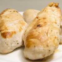 Garlic Lemon Chicken Breast Recipe