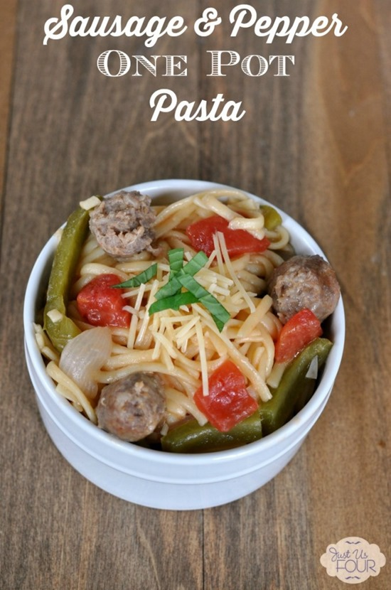 sausage-and-pepper-one-pot-pasta-labeled-680x1024