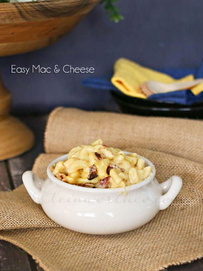 Easy Mac and Cheese by Kleinworth & Co.