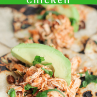 Instant Pot Cilantro Lime Chicken