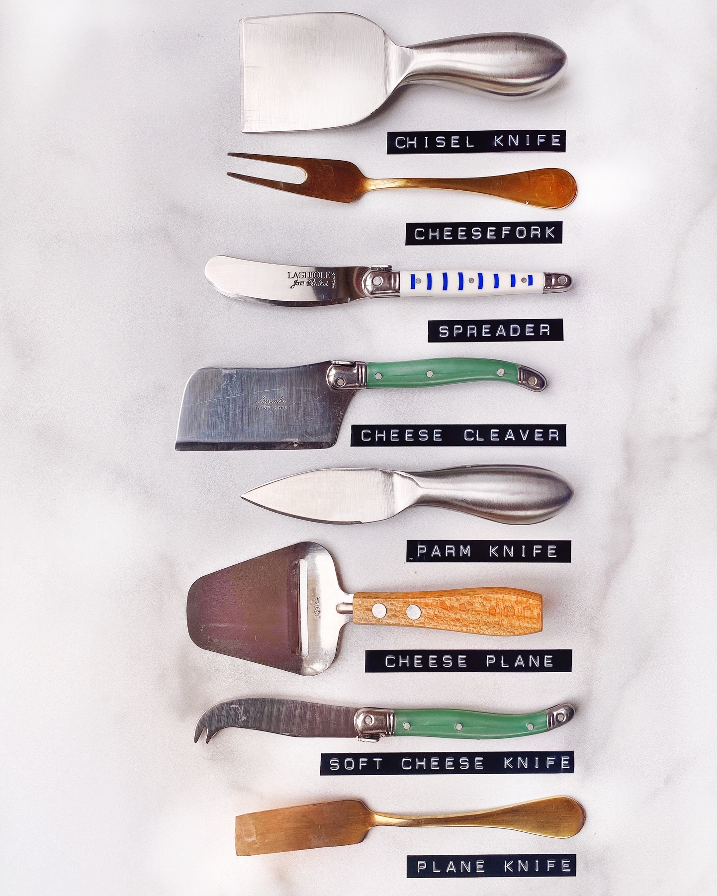 Cheese Knife 101 A Guide To Cheese Knives