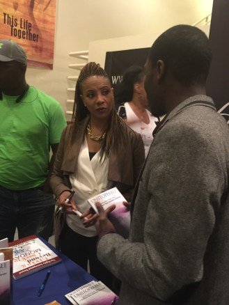 Chatting with MC Lyte