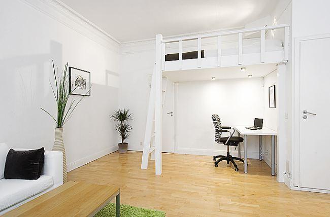 Maly apartament