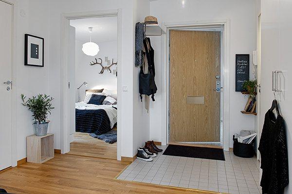 szwedzki styl we wnętrzach