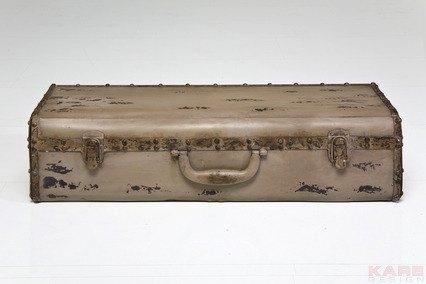 Pudełko Suitcase Iron, Kare design, 9design.pl