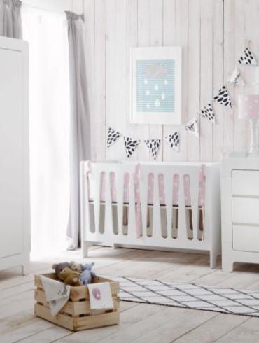 białe meble dla dziecka, pokój dla dziecka