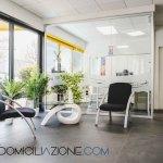 Area lounge Business Center Trento