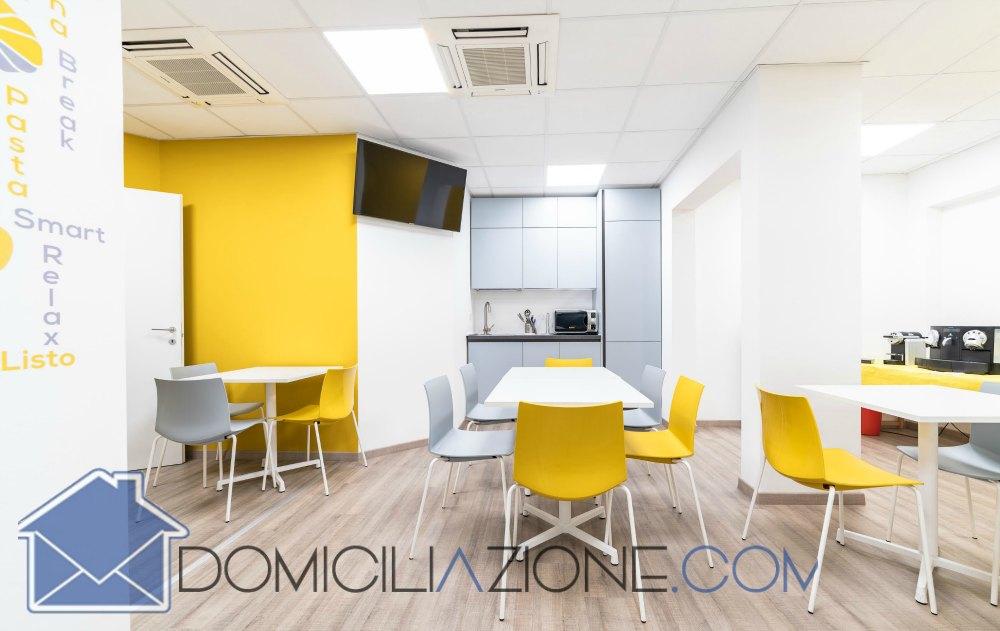Affitto sede legale Milano