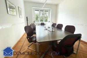 Sala riunione Milano Repubblica