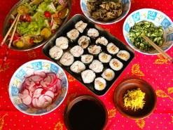 Comida oriental - sushi - arroces Duitama