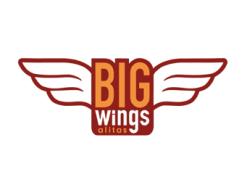 Big Wings - Alitas. Todos los días: 12:00 m a 9:00 pm.