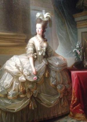 Marie-Antoinette par Vigiée Le Brun