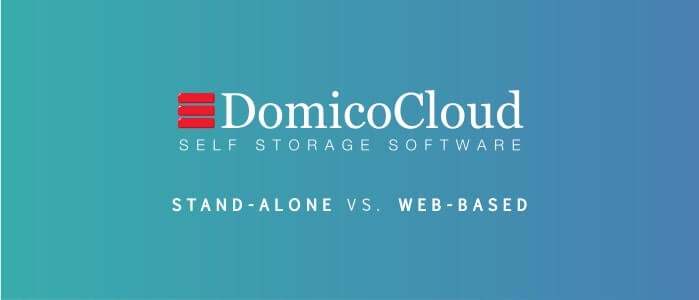 Domico standalone vs cloud
