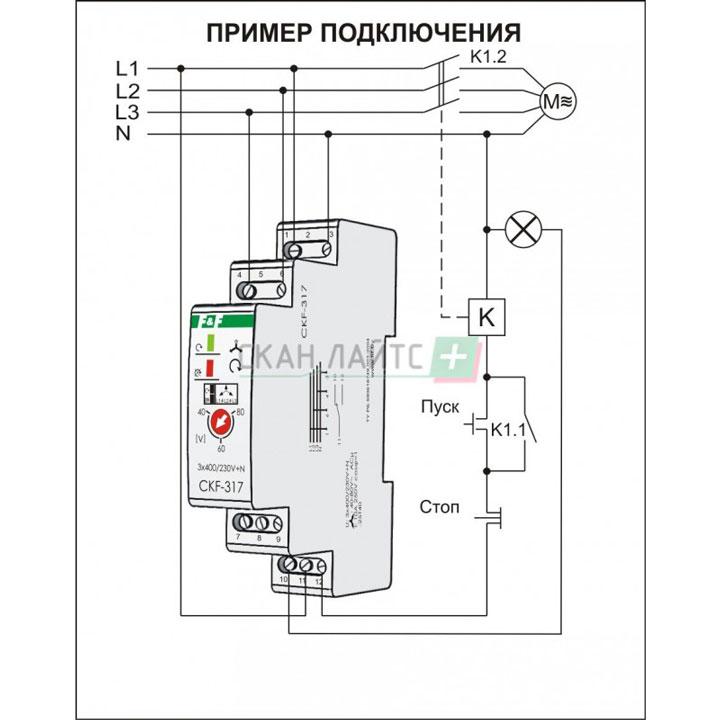 CKF-317 Control Relay och dess roll i AUR-systemet