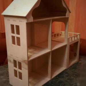 домик для маленьких кукол