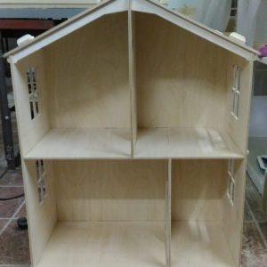 Кукольный домик для Барби 2 этажа
