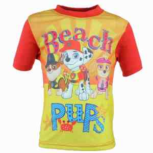 T-shirt beach manches courtes Pat patrouille