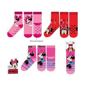 Chaussettes antiderapantes Minnie