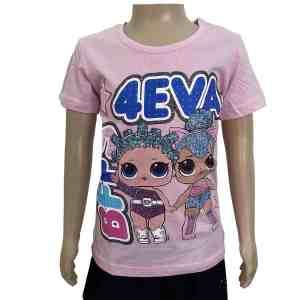 T-shirt manches courtes Lol surprise