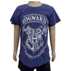 T-shirt violet Harry Potter